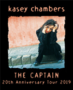 Kasey Chambers: The Captain 20th Anniversary