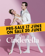 Cinderella, 5 – 10 November 2019